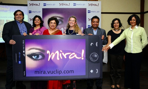 Vuclip launches Mira – India's first mobile video channel for