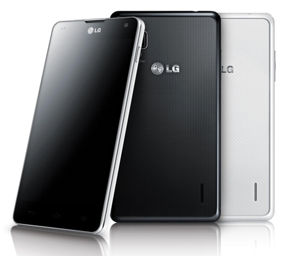 LG Optimus G with 1.5 GHz quad-core processor, 4.7-inch ...