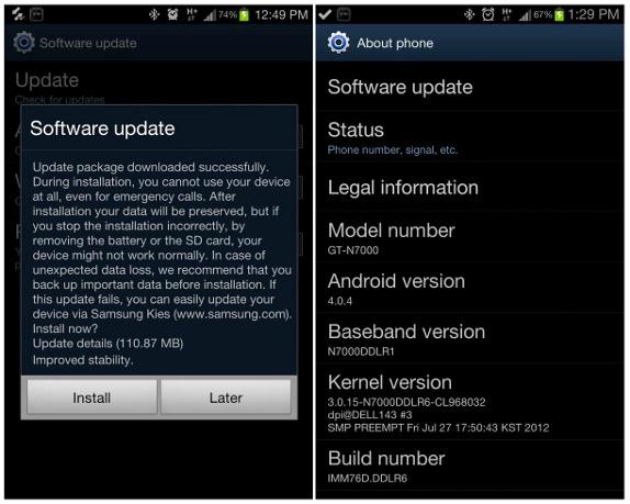 Плеер Андроид 4.0.4