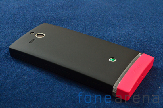 Sony Xperia U Review