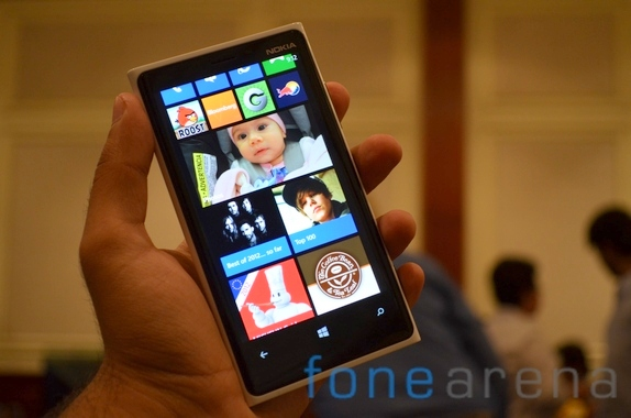 The Nokia Lumia 920 gets a price and launch date in Finland