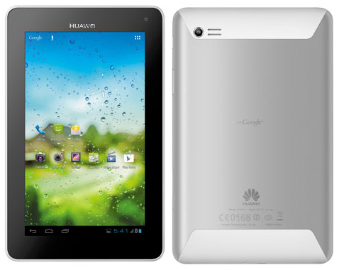 Huawei MediaPad 7 Lite officially launched in India for Rs. 13,700