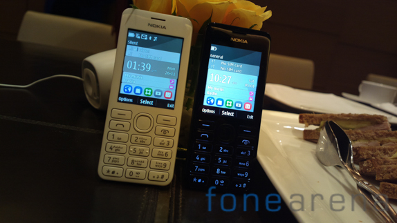 Nokia 206 Specifications