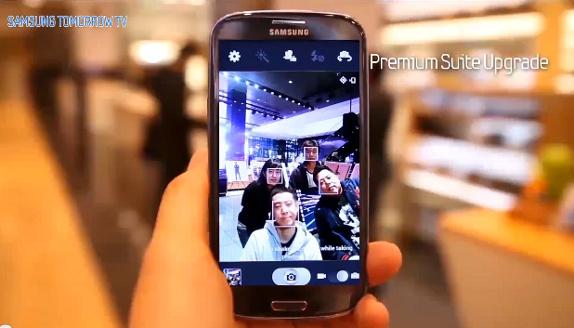Samsung reveals more Galaxy S3 Premium Suite features