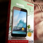 Intex Aqua 5.0 Unboxing-0