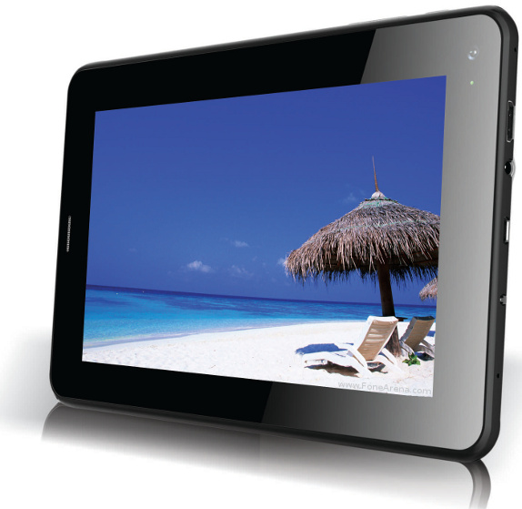 Intex iBuddy Connect 7-inch tablet with Voice calling, Android 4.0