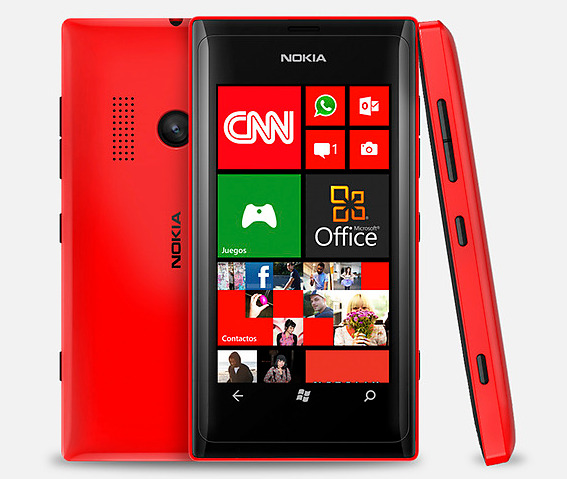 Nokia Lumia 505 with Windows Phone 7.8 goes official