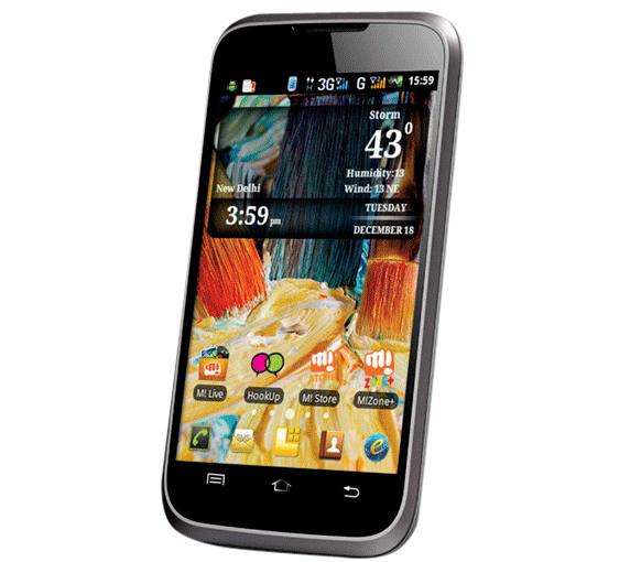 micromax x505 mobile software