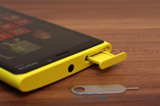 Nokia Lumia 920 yellow 11