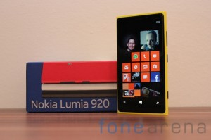 Nokia Lumia 920 yellow 16