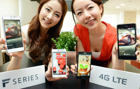 LG Optimus F5 and Optimus F7 with 4G LTE, dual-core ...