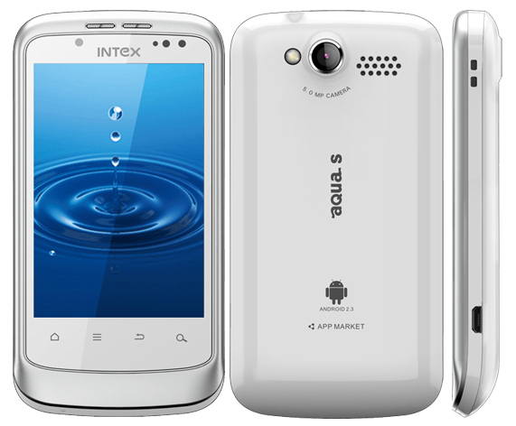 Intex Aqua SX