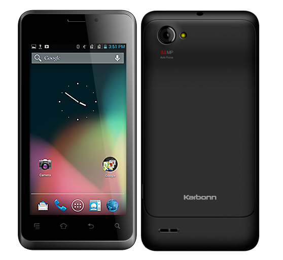 Karbonn A27 Retina