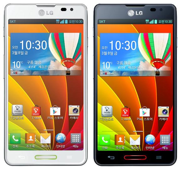 Dịch vụ cài đặt cho LG Optimus LTE3