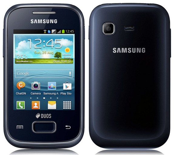 Samsung Galaxy Y Plus and Galaxy Young now available in India for Rs