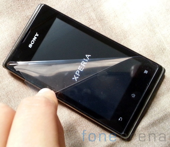 Sony Xperia E dual Unboxing-20