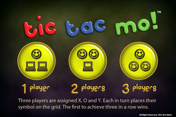 Tic Tac Mo for iPhone