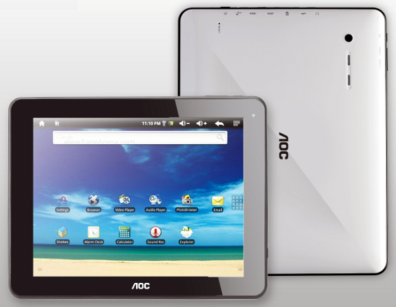 AOC Breeze Tablet 9.7 inch