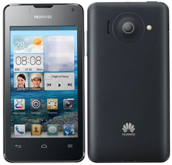 Huawei Ascend G510 and Ascend Y300 officially launched in India for Rs