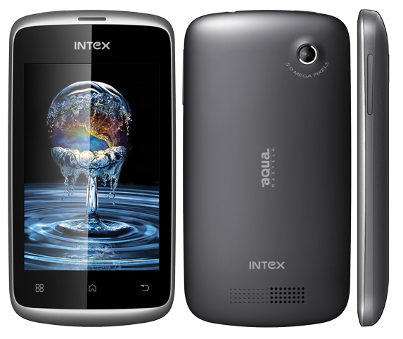 Intex Aqua Marvel Plus