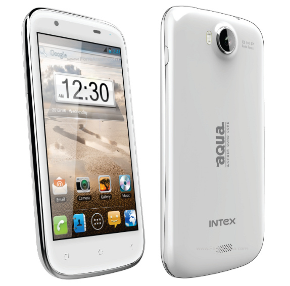 Intex Aqua Wonder Quad Core