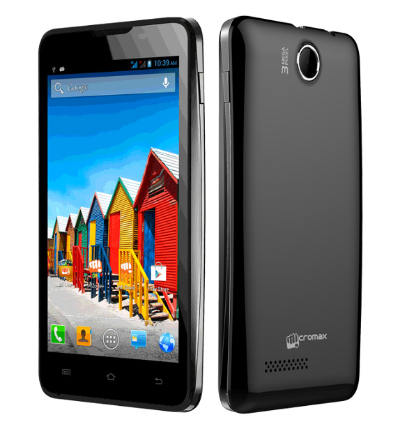 Micromax A72 Canvas Viva Officially Launched For Rs. 6499