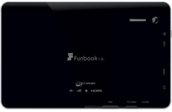 Micromax Funbook Talk P360