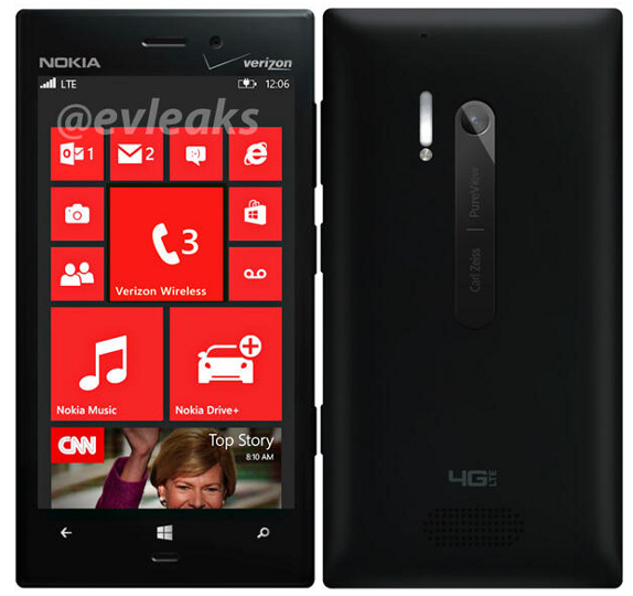 Nokia Lumia 928 leak