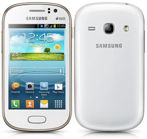 Samsung Galaxy Fame GT-S6812