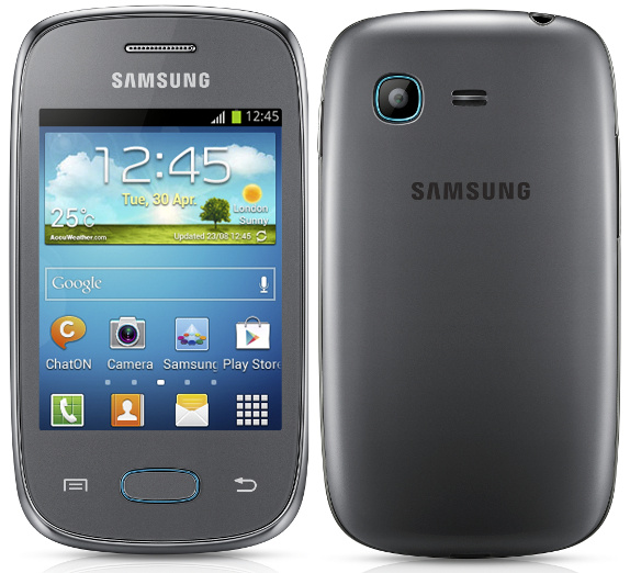 Samsung Galaxy Pocket Neo and Galaxy Star with 3-inch display, Android