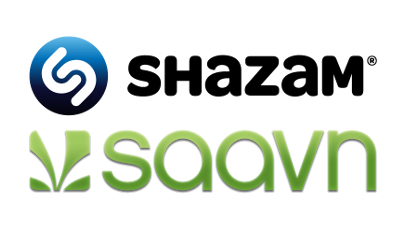 Shazam and Saavn partnership