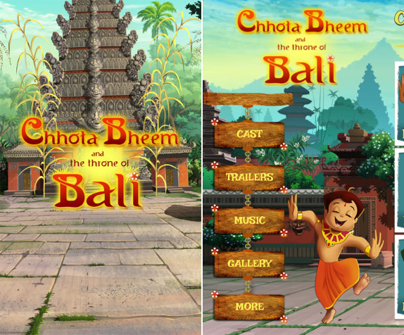 Chhota Bheem and the Throne of Bali for Windows Phone