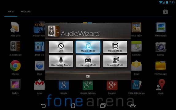 Fonepad AudioWizard