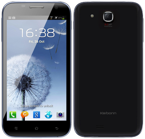 Karbonn Titanium S2 Specification Karbonn S2 Titanium with