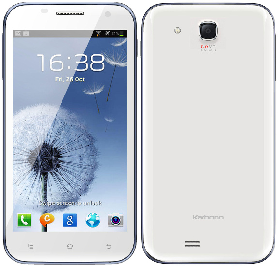 Karbonn Titanium S2 Specification Karbonn S2 Titanium