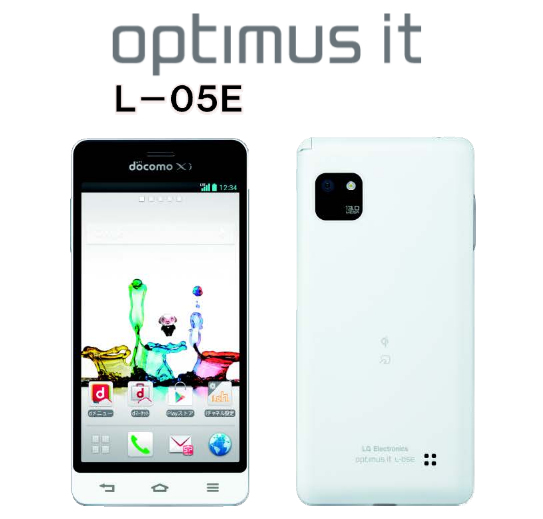LG Optimus it