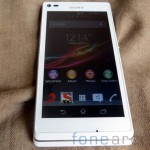 Sony Xperia L Unboxing