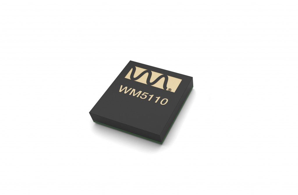 Wolfson-Audio-WM5110_Chip