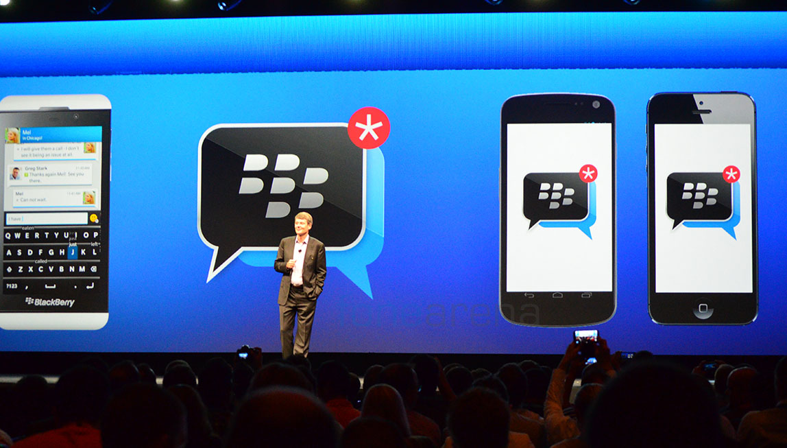 FREE DOWNLOAD BBM FOR IOS (IPHONE)