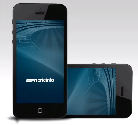 ESPNcricinfo for iPhone