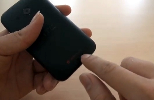 HTC Desire 200 leak