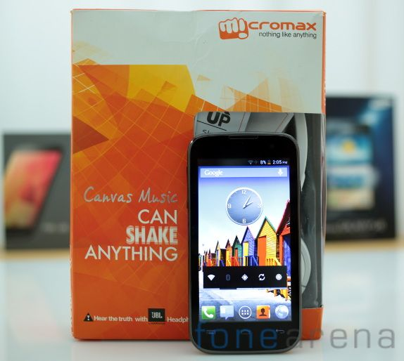 Micromax A88 Canvas Music-1