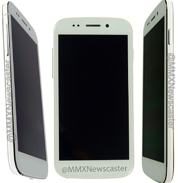 Micromax Canvas 4 White leak