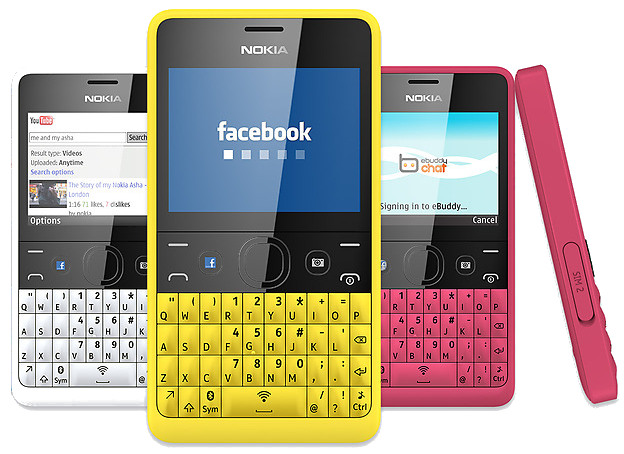 Nokia Asha 210 Dual SIM Phone Up For Pre Order In India