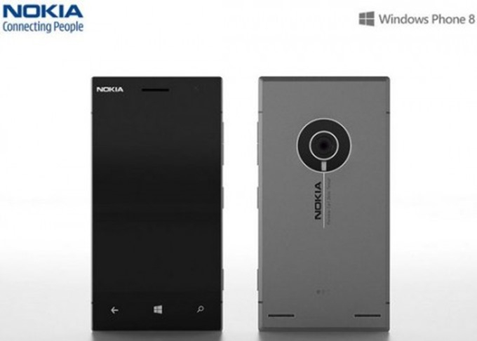 Nokia EOS 41MP Lumia phone images surface, to be announced ...