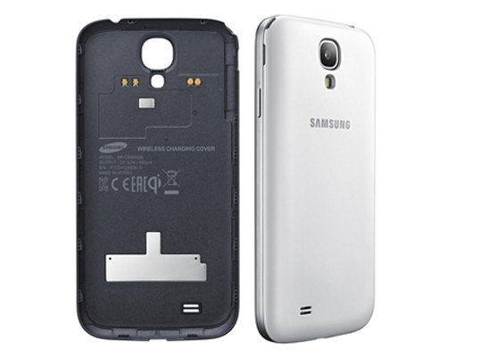 Samsung Galaxy S4 Wireless Charging Cover