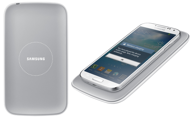 Samsung Galaxy S4 Wireless Charging Kit