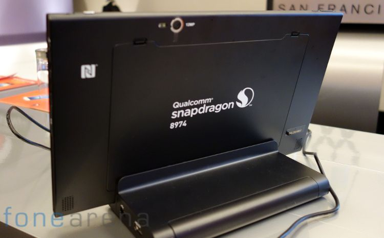 Snapdragon 800 MSM8974 Reference device