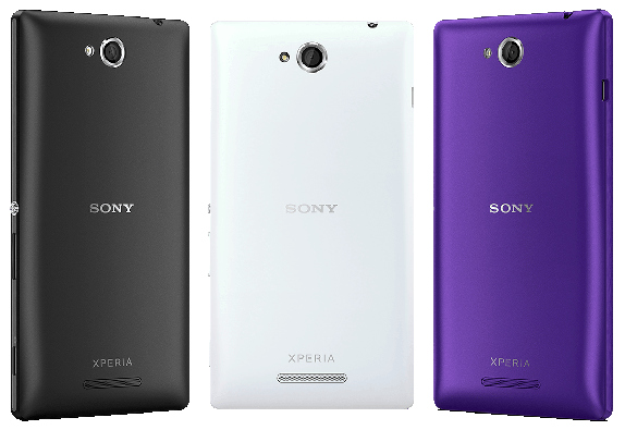 Sony Xperia C with 5-inch display, 1.2 GHz quad-core processor ...