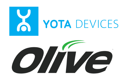 Yota Devices and Olive Telecom